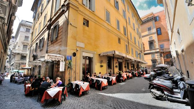Trèvi restaurant (Credit: P Eoche/Getty)