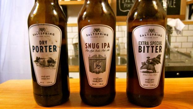 Salt Spring Island Ales (Credit: John Lee)