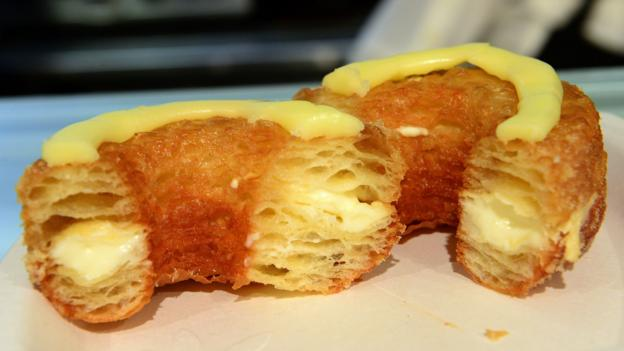 The Cronut (Credit: AFP/Getty Images)