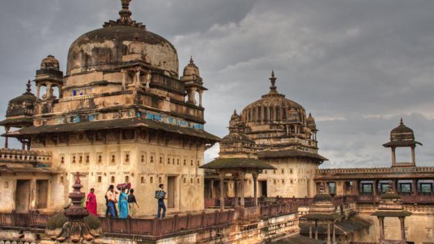 Jahangir Mahal (Credit: Carol Adam/Getty)