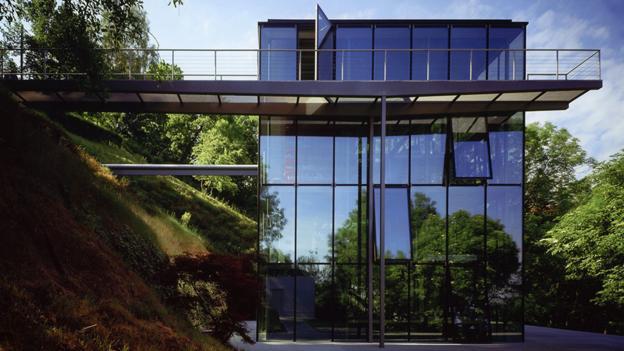 Green house (Credit: Photo: Werner Sobek)