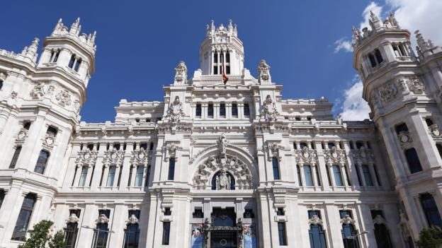 Palacio de Cibeles (Credit: Oli Scarff/Getty)