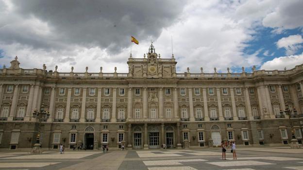 Palacio Real (Credit: Bruce Bennett/Getty)