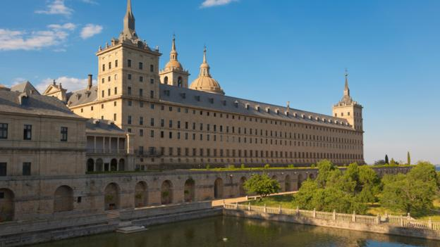 San Lorenzo de El Escorial (Credit: Ken Welsh/Getty)