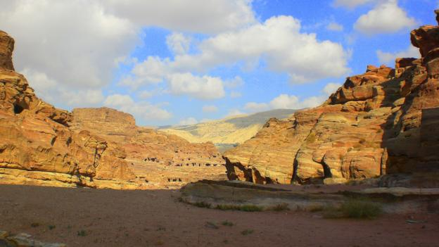 Petra's back roads (Credit: Jessica Lee)
