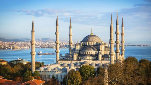 Blue Mosque (Credit: Nikada/Getty)