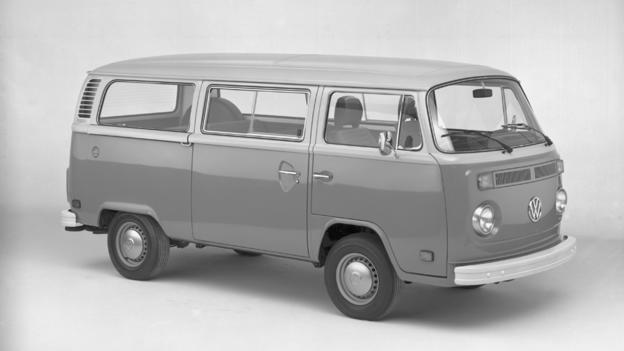 1968 Volkswagen Type 2 (Credit: Volkswagen Group)