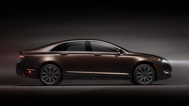 Lincoln Black Label Collection (Credit: Ford Motor)