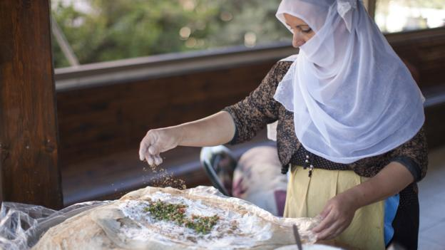 Traditional dishes (Credit: Itamar Grinberg, GoIsrael.com)