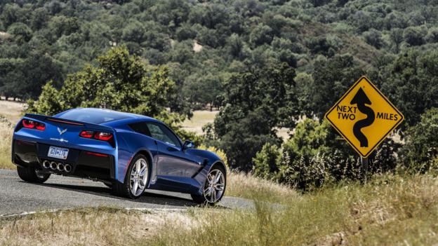 2014 Chevrolet Corvette Stingray (Credit: General Motors)