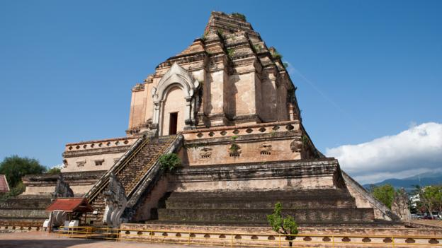 Wat Chedi Luang temple (Credit: Atan Chua/Getty)