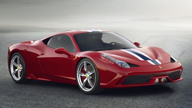 Ferrari 458 Speciale (Credit: Ferrari North America)