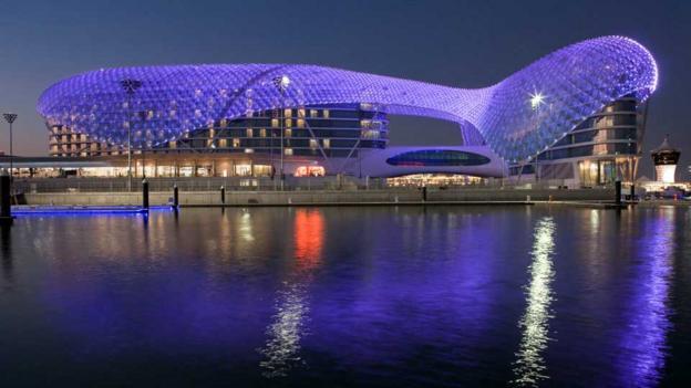 Yas Viceroy Abu Dhabi (Credit: Yas Viceroy Abu Dhabi)