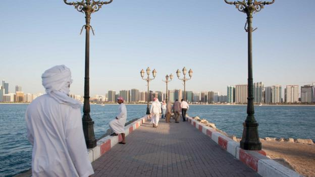 The Corniche (Credit: Katarina Premfors/Getty)