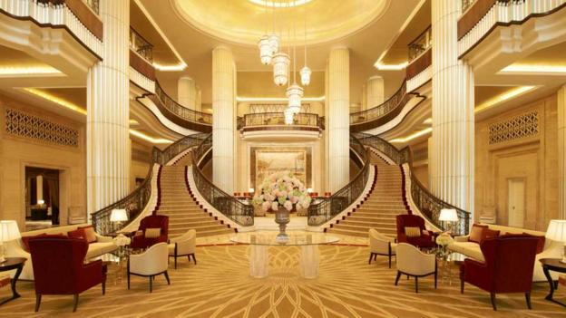 The St Regis Abu Dhabi (Credit: The St Regis Abu Dhabi)