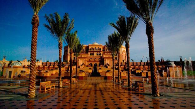 Emirates Palace Abu Dhabi (Credit: Emirates Palace Abu Dhabi)
