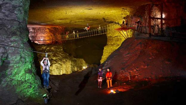 Louisville Mega Cavern (Credit: GoToLousiville.com)