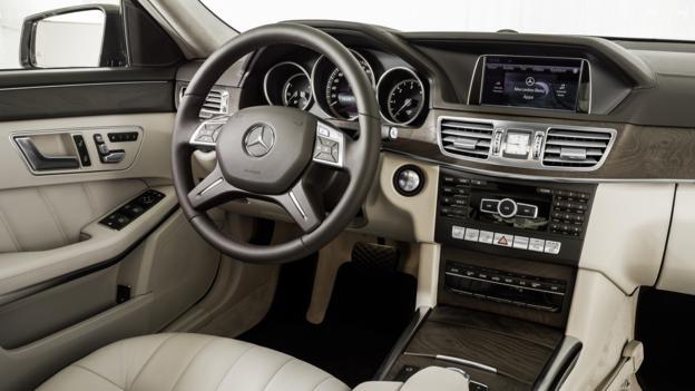 2014 Mercedes-Benz E350 Luxury (Credit: Mercedes-Benz USA)