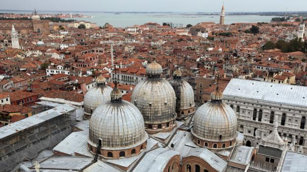 Doge's Palace (Credit: Getty Images)