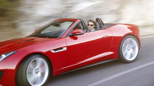 2014 Jaguar F-Type (Credit: Jaguar Cars)
