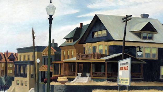 Houses for sale (Credit: Edward Hopper)