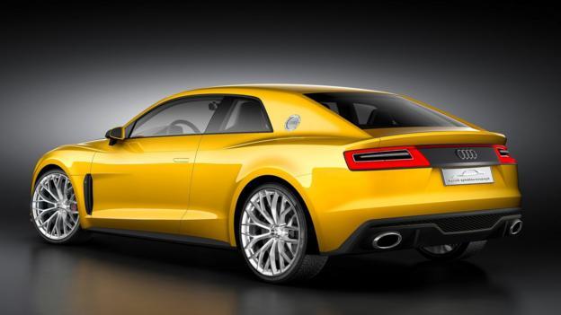 Audi Sport Quattro Concept (Credit: Audi of America)