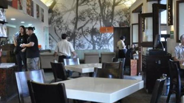 Cafe Barista (Credit: Laura Mallonee)