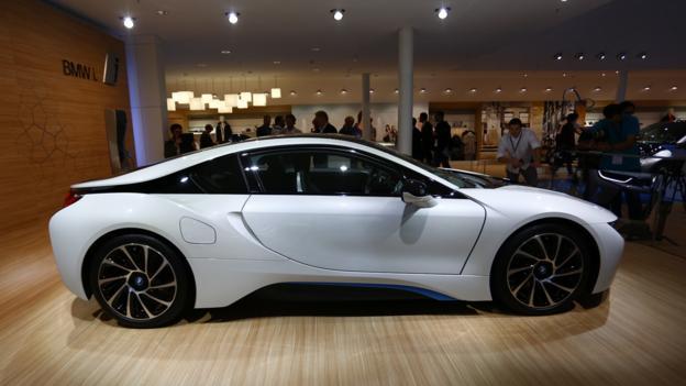 BMW i8 (Credit: Stefan Bischoff)