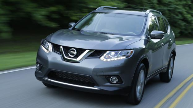 2014 Nissan Rogue (Credit: Nissan North America)