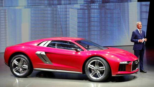 Audi Nanuk Concept (Credit: Newspress)