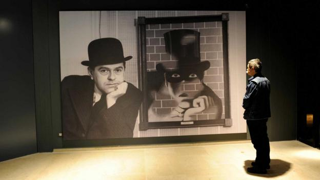 Magritte Museum (Credit: John Thys/AFP/Getty)