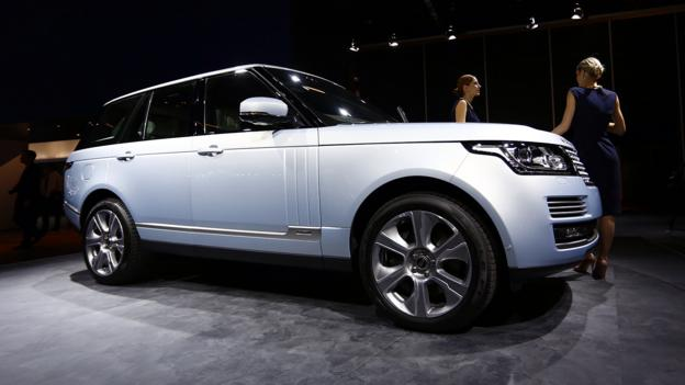 2014 Land Rover Range Rover Hybrid (Credit: Stefan Bischoff)