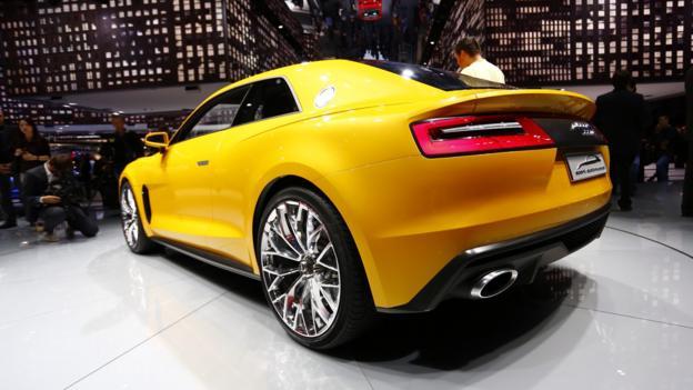 Audi Sport Quattro Concept (Credit: Stefan Bischoff)