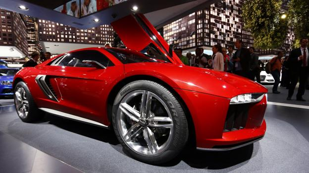 BBC - Autos - Nanuk, the off- road Audi supercar