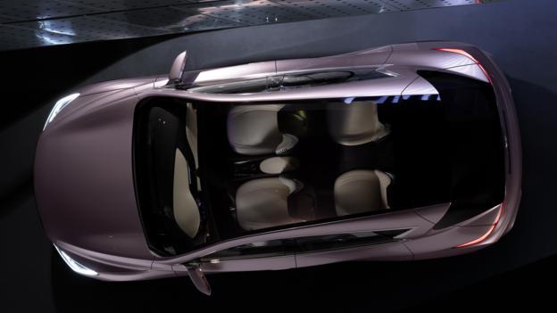 Infiniti Q30 Concept (Credit: Infiniti)