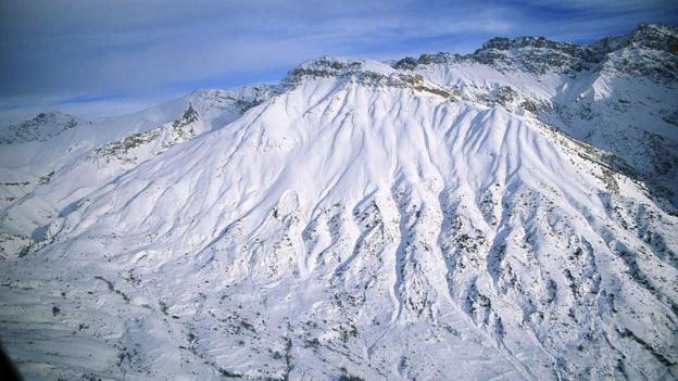 A 3,600m summit (Credit: K2 Adventures)