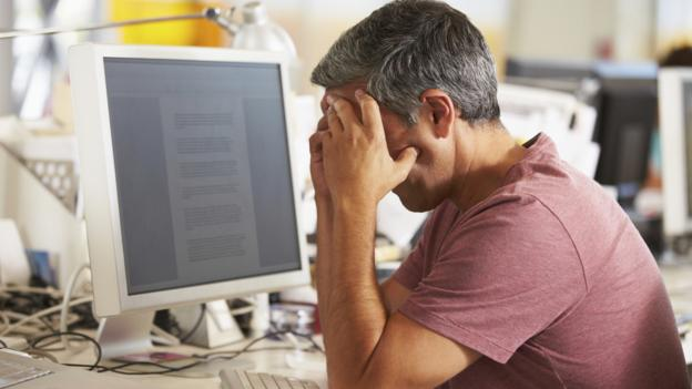 Ever regret accepting that job? ( iStock)