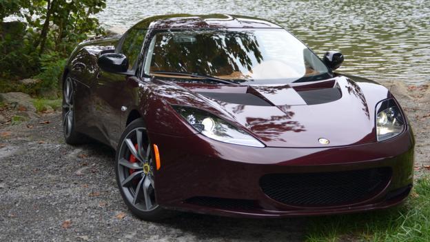 2013 Lotus Evora S (Credit: Dan Carney)