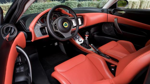 2013 Lotus Evora S (Credit: Lotus Cars)