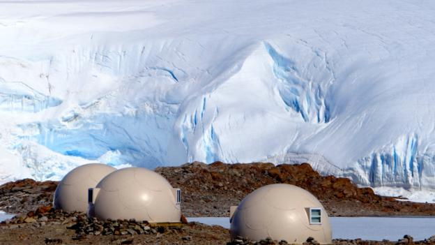 Icy luxury (Credit: White Desert)