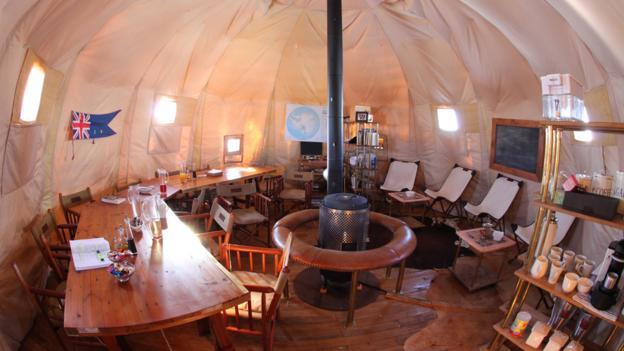 Whichaway camp (Credit: White Desert)