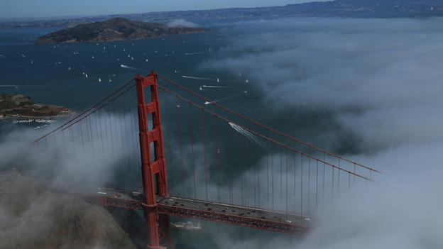 Golden Gate Bridge (Credit: Getty)