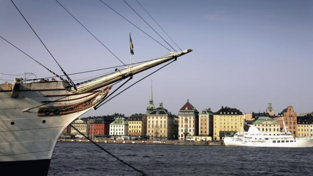 The Stockholm waterfront (Credit: Getty)