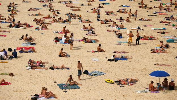Bondi Beach, Sydney (Credit: Getty)