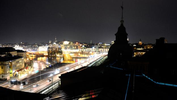 Rooftop views over Sodermalm (Credit: AFP/Getty)