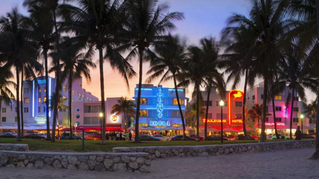 Ocean Drive, Miami Beach (Credit: Travelpix Ltd/Getty)