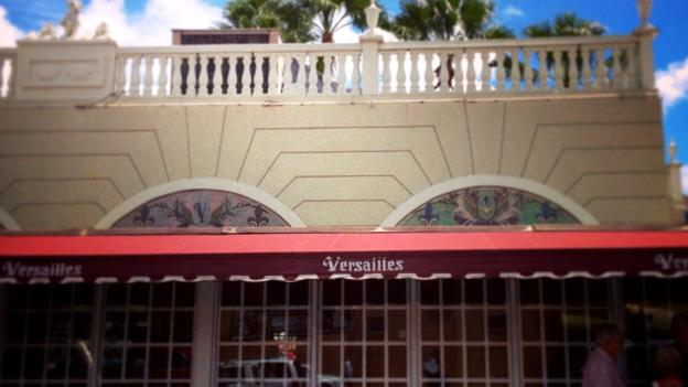 The legendary Versailles restaurant (Credit: Caitlin Zaino)
