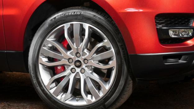 2014 Land Rover Range Rover Sport (Credit: Land Rover)