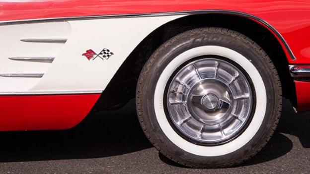 Chevrolet Corvette (Credit: Top Gear)