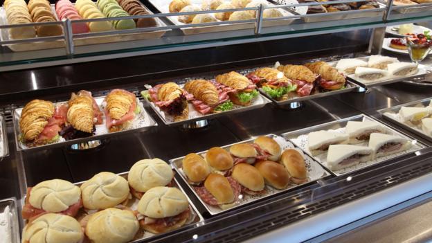 Road-food heaven (Credit: Autogrill)